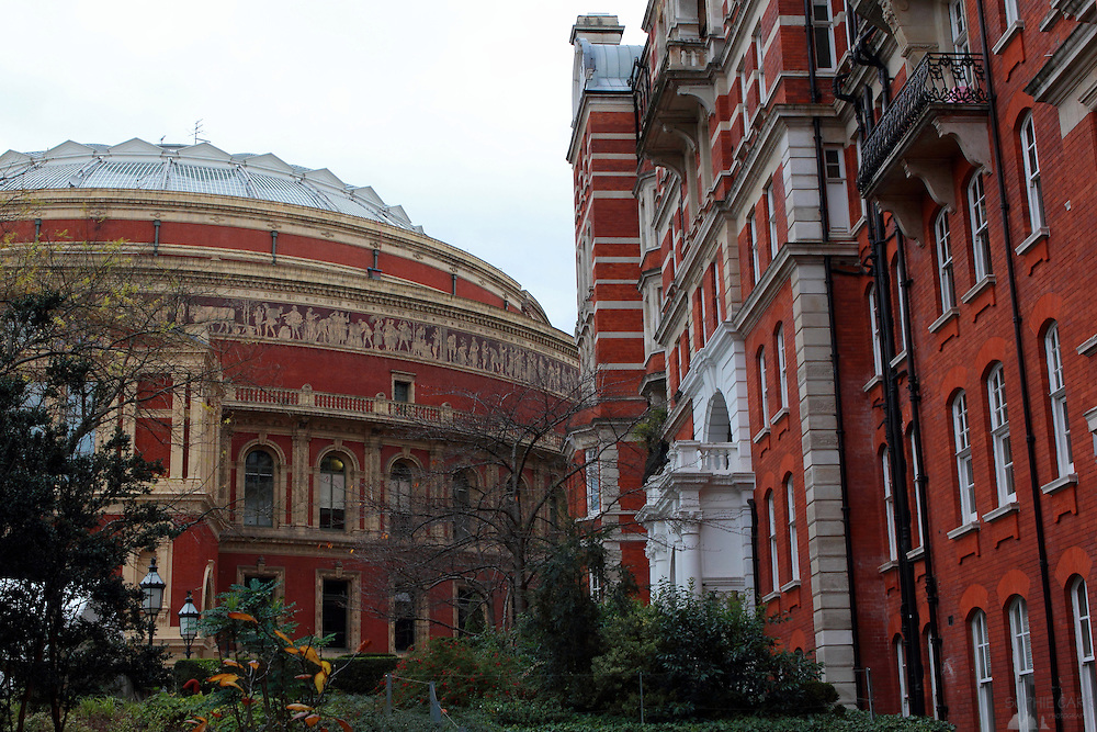 The Royal Albert Hall, Kensington, London