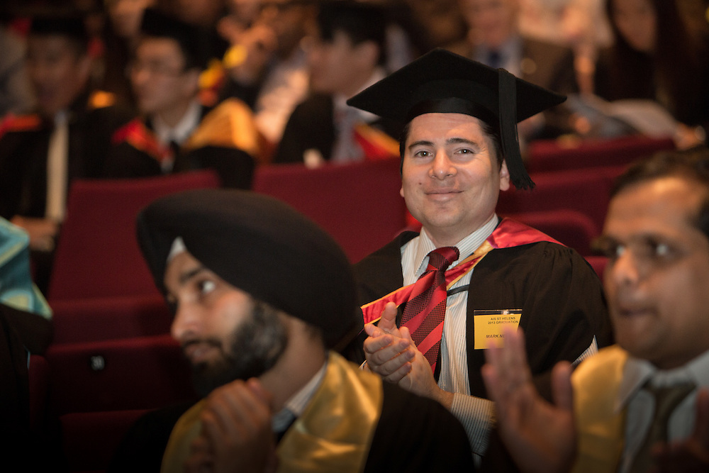 AIS Graduation. September 2013.<br /> Copyright: Gareth Cooke/Subzero Images