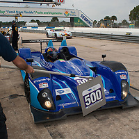 #500 Performance Tech/Visit Florida.com Oreca FLM09: Charlie Shears, Tristan Nunez, David Heinemeier Hansson
