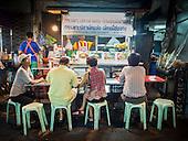Soi 38 Food Stalls Closing
