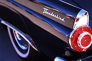 1956 Ford Thunderbird at the Casa Car Show 2002