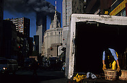 New York 9 11  attack on the twin towers NY270