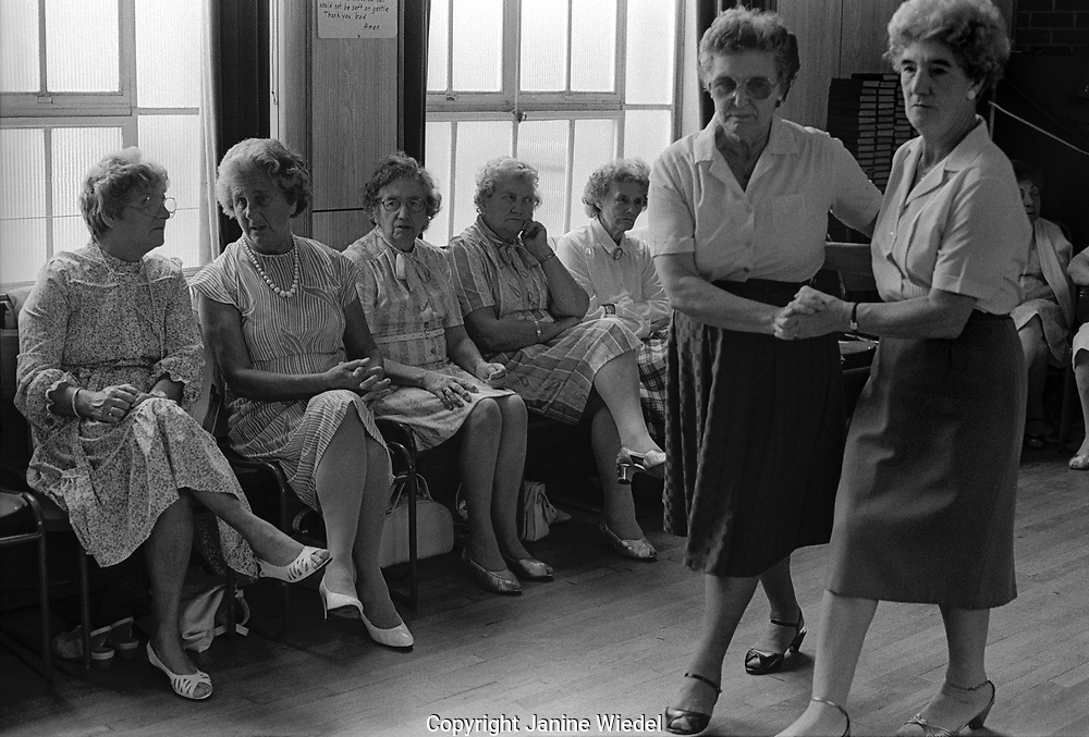 The White Cliffs Sequence Dance Club at Methodist Church Hall in Dover