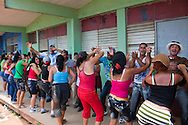 Dancing in Niquero, Granma, Cuba.