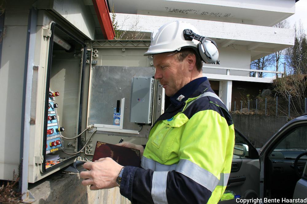 Nea kraftverk er størst av de åtte kraftverkene i Tydal og forsyner samfunnet med 675 Gwh i året.