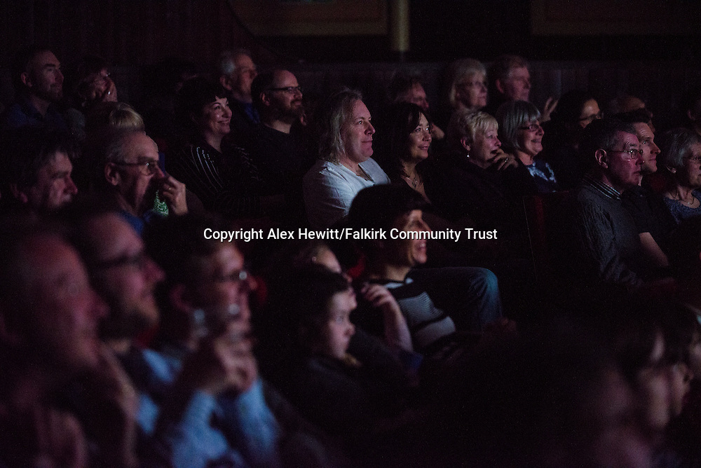 HippFest 2016, The Hippodrome Festival of Silent Cinema.<br /> <br /> Monday 14th March - Sunday 20th March in Bo'Ness.<br /> <br /> picture by Alex Hewitt<br /> alex.hewitt@gmail.com<br /> 07789 871 540