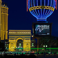 Paris Casino on the Las Vegas Strip