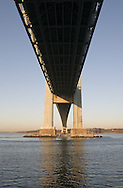 Under Verrazano Narrows Bridge
