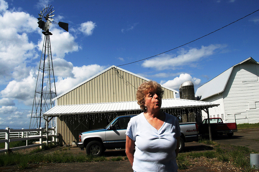 """""""Some people think it's silly,"""" Patty Ediger said, """"but it really is an art."""" Ediger, who lives on a farm near Dayton, recently was named to the International Whistlers Hall of Fame."""