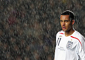 England soccer stars