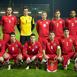 101013 Wales U23 v Poland U23