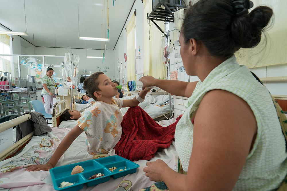 Central American Medical Outreach at Occidente Hospital in Santa Rosa de Copan, Copan, Honduras March 2, 2017. Photo Ken Cedeno