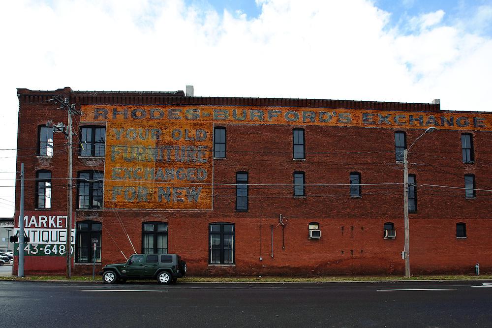 Rhodes Burford's Exchange, Paducah Kentucky