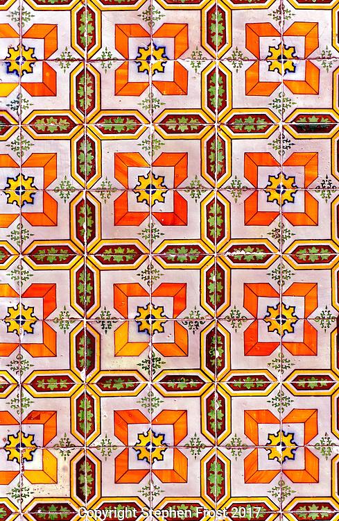 An example of an Iberian Moorish style of design.