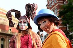 SEP 14 2013 Cirque du Soleil at The Royal Albert Hall