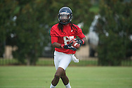 Ole Miss' Ja-Mes Logan at football practice in Oxford, Miss. on Saturday, August 3, 2013.