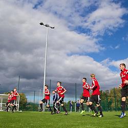 140924 Wales U16's Training & Headshots