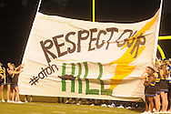Oxford High vs. Center Hill in Olive Branch, Miss. on Friday, September 21, 2012. Oxford High won.