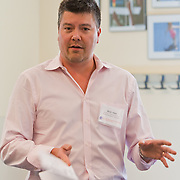 Rick Akin, Director of Volunteers for the Bowery Residents Committee speaking on Corporate Volunteer Partners and Developing a Win-WinVolunteer Management for  Nonprofits Conference on March 25, 2011. The event was presented by Volunteer  Management Group.