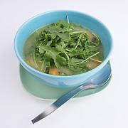 Spring Vegetable Barley Soup by Christina Pirello