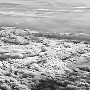 Above the Rain Clouds.West Palm Beach, FL.April 21, 2012