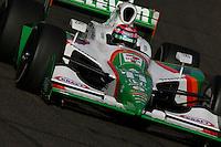 Tony Kanaan, Indy Racing Phoenix preseason testing