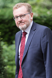 Downing Street, London, June 14th 2016. Scotland Secretary David Mundell arrives at 10 Downing Street to attend the weekly cabinet meeting.