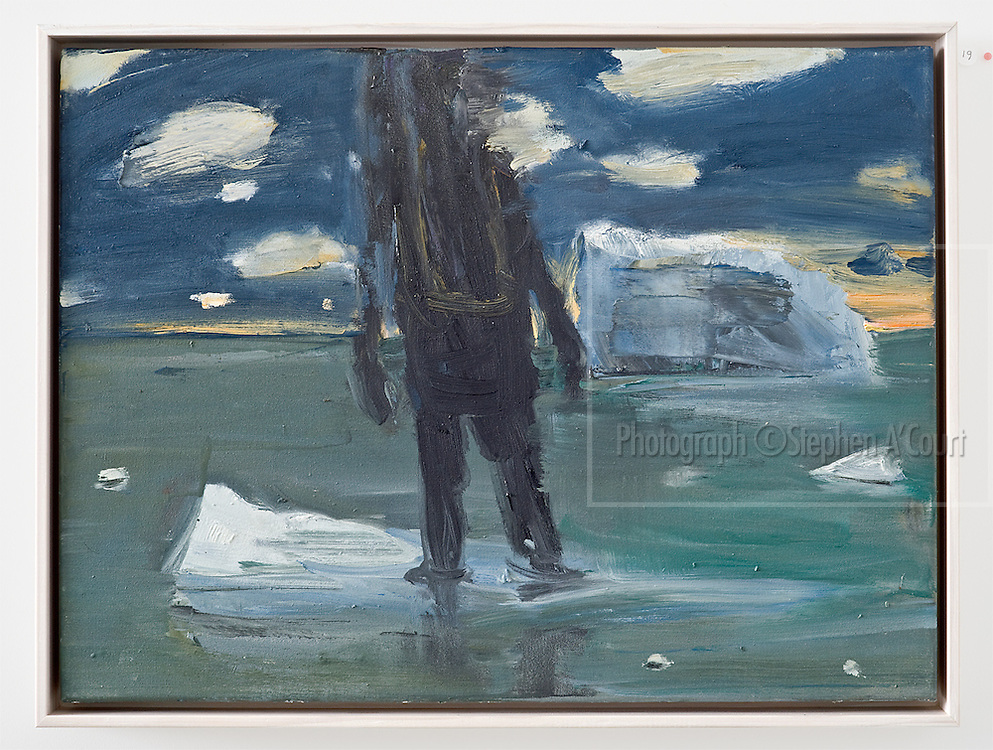 The work of Bowen Galleries' represented artist Euan Macleod.