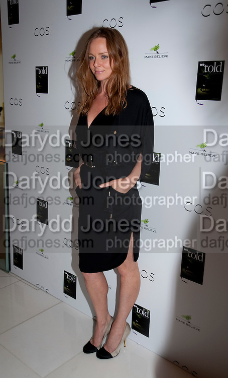 STELLA MCCARTNEY; ,  Told, The Art of Story by Simon Aboud. Published by Booth-Clibborn editions. Book launch party, <br /> St Martins Lane Hotel, 45 St Martins Lane, London WC2. 8 June 2009