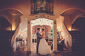 Ange & Steve's Elegant Hacienda Wedding