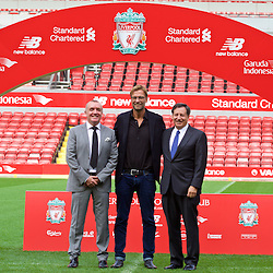 151009 Liverpool appoint Jürgen Klopp