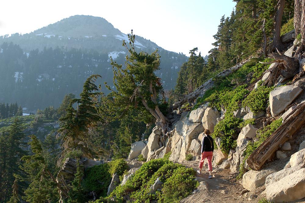 Hiking Trail, Lassen Volcanic National Park, California, United States of America