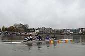 20081105, Fours Head, Tideway Scullers Training Session