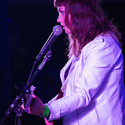 Angel Olsen performing at the Heartbreaker Banquet 2015, Austin, Texas, March 18, 2015.  The Heartbreaker Banquet was presented by Electric Lady Studios and Robot Fondue and held at Willie Nelson's Luck, Texas western town.