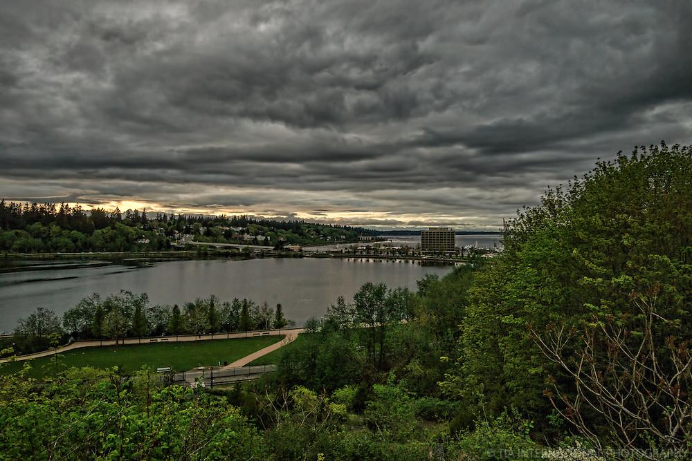 Capitol Lake & Heritage Park