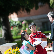 Orientation at Gonzaga University<br />