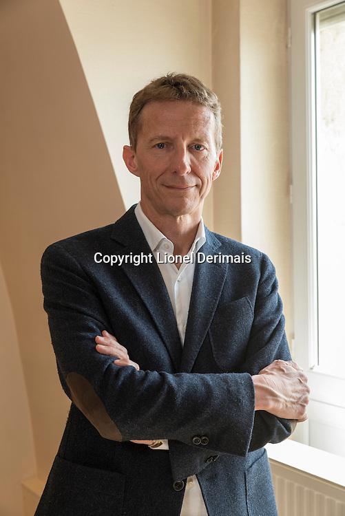Guillaume Prache, managing director of Better Finance, Brussels.