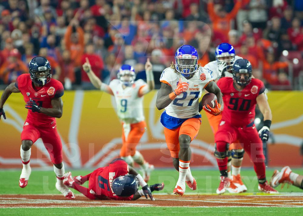 VIZIO Fiesta Bowl, University of Phoenix Stadium, Boise State vs Arizona, John Kelly photo