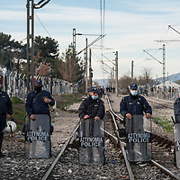 08 Idomeni Refugee Camp