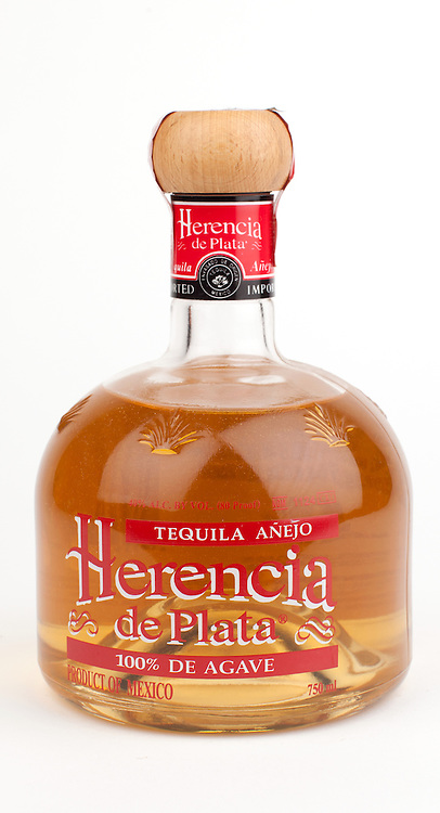 Herencia de Plata anejo -- Image originally appeared in the Tequila Matchmaker: http://tequilamatchmaker.com