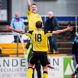 Forfar Athletic v Edinburgh City, Scottish Football League Division Two