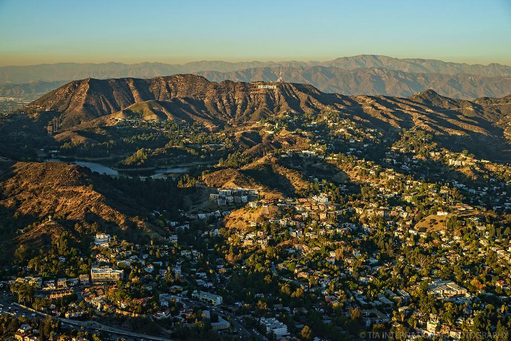 Hollywood & Santa Monica Mountains