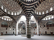 Khan As'ad Pasha. Khan or Caravanserai, Damascus, Syria. Building Completed 1752 Renovated 1990s