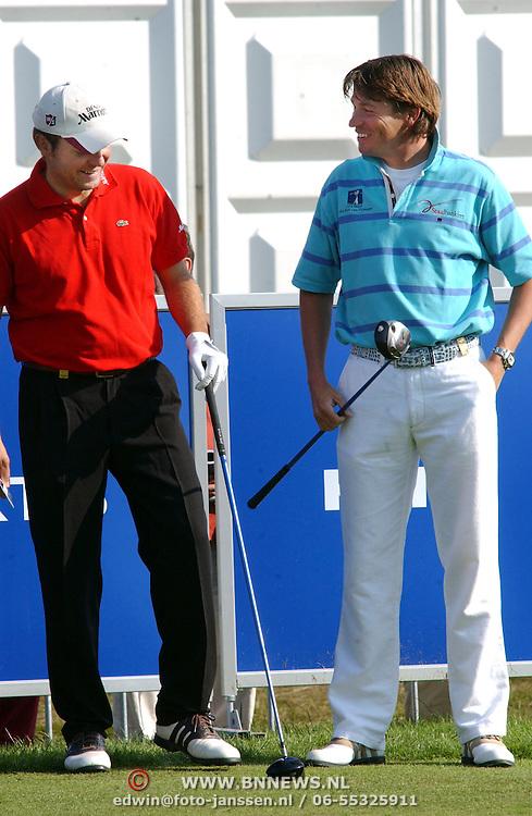 NLD/Hilversum/20050609 - Golf, KLM Open 2005, Robert-Jan Derksen
