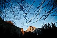 Yosemite Winter 2012