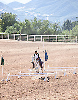 Gymkhana equestrian events Thacher School, 2010
