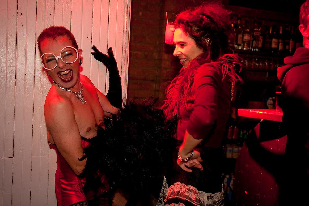 Party de clôture avec DJ Plastik Patrik à la Casa del Popolo, vendredi 12 février 2010