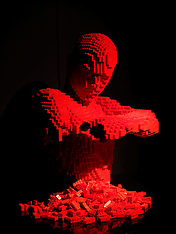 SEP 24 2014 Sculptures with Lego