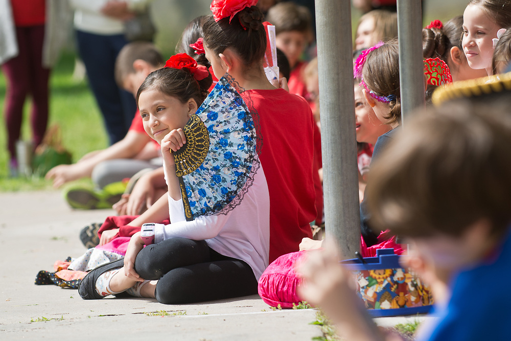 Heritage Day at Zia Elementary, Wednesday, May 10, 2017, Albuquerque, N.M. (Marla Brose/Albuquerque Journal)
