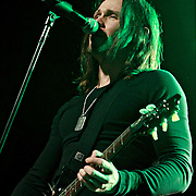 "Myles Kennedy of Alter Bridge performs on January 1st, 2011 in support of CD ""AB III""  at the Showbox Market in Seattle, Washington"